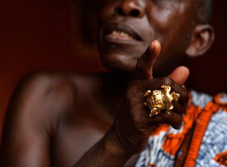 Africa | Motoka, Ghana | ©Randy Olson