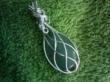 wire wrapping techniques | this is all done by a wire wrap technique in