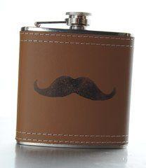 Whiskey Flask, Moustache