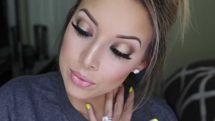 Super sexy and sultry bronzed smoky eye tutorial! This is the eye makeup that got me a husband. Enjoy! Follow me! Instagram: @lustrelux http://instagram.com/...