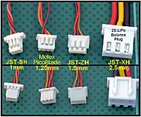 Name: 4 JST  Plugs.jpg Views: 13073 Size: 294.8 KB Description: