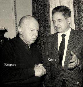 Dovadă că Soroş a finanţat lovitura de stat din decembrie 1989