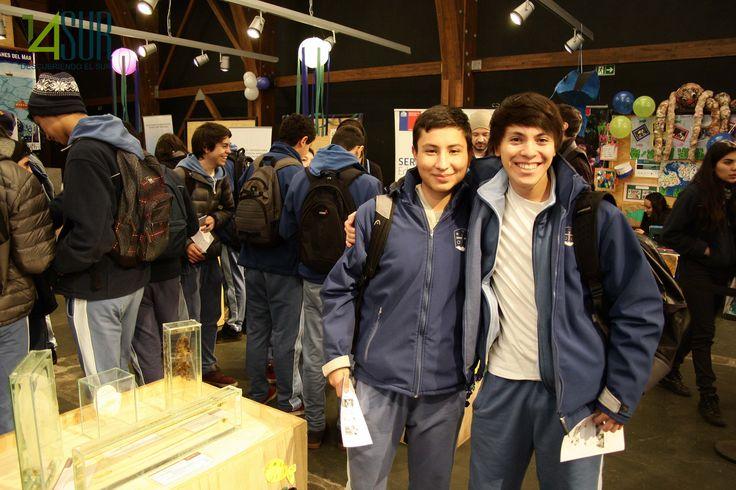 Samuel Muñoz y Vicente Medina