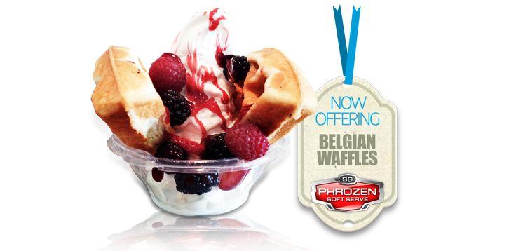 Soft Serve Ice Cream Catering and Ice Cream Machine Rentals in Utah, USA - Phrozen Soft Serve