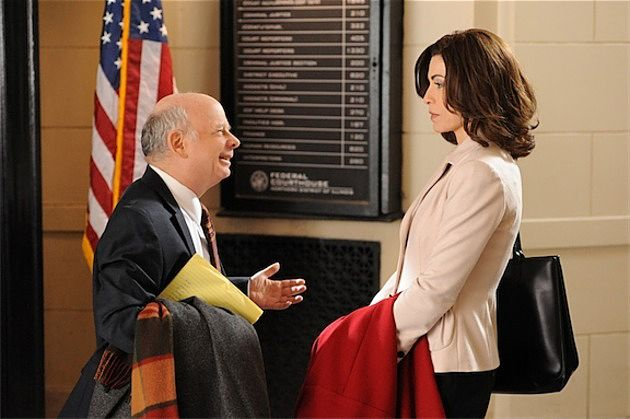 First, we find out that Kalinda will make an appearancein The Good Wife season 6 finale, and now, another familiar face is set to return.