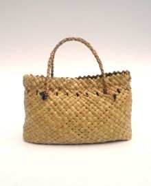 New Zealand Made Object Art - Mini Flax Kete