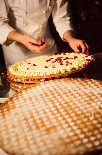Italian #wedding #cake