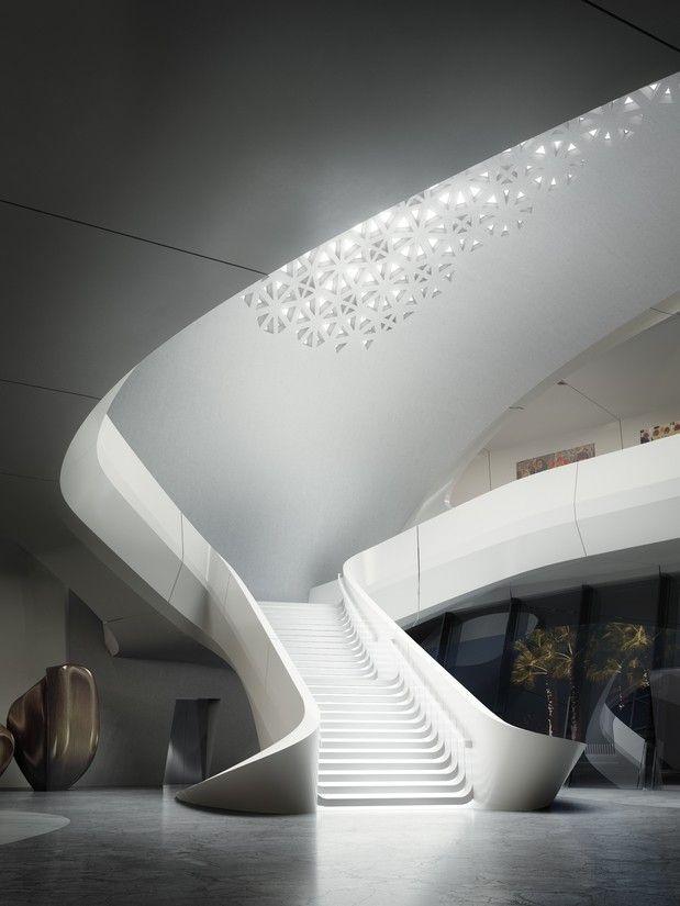 Best 25 Zaha Hadid Interior Ideas On Pinterest Zaha Hadid Zaha Hadid Architecture And Zaha
