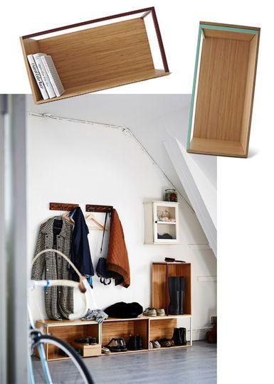 Créez votre propre combinaison de rangement avec ces modules - Nouveautés Ikea PS : allez-vous craquer ? - CôtéMaison.fr