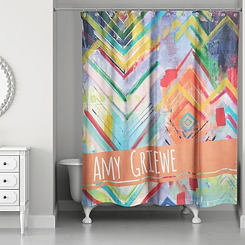 25 Best Ideas About Eclectic Shower Curtains On Pinterest