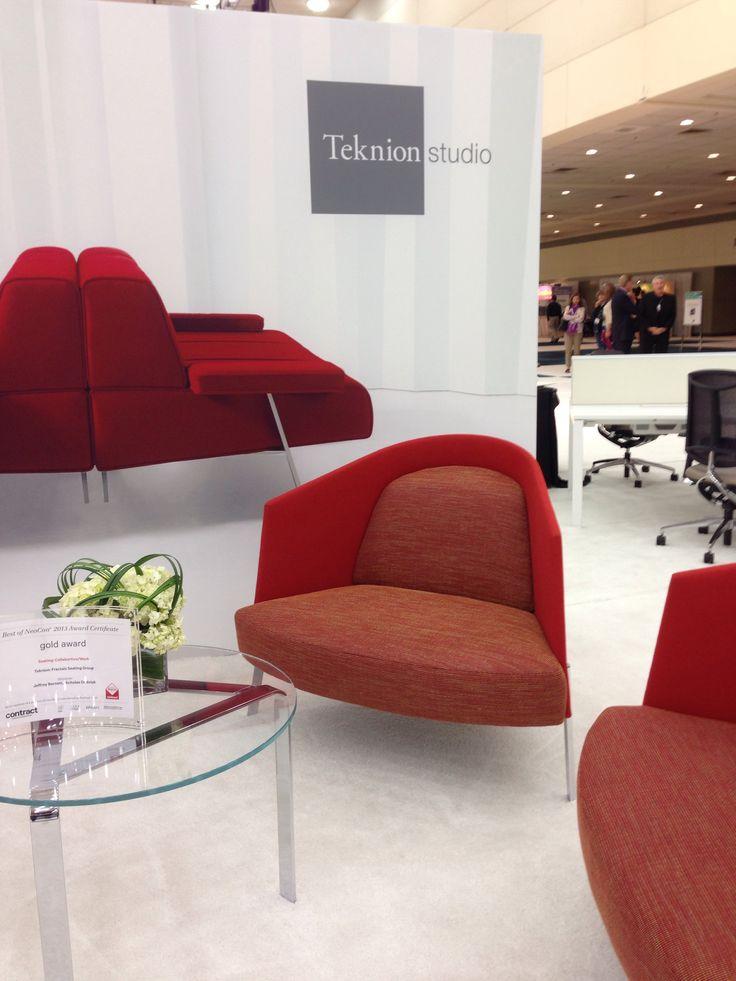 Teknion Lounge Furniture