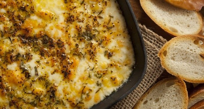 Packed With Cheese And Bacon, We Can Never Believe How Good This Dip Is!!!