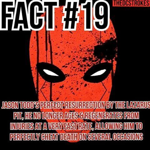 I love Jason Todd!