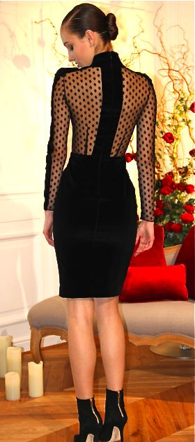 Beautiful and Sexy. Perfect for a Date Night or an evening out Zuhair Murad