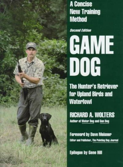 Best Waterfowl Dog Training Book
