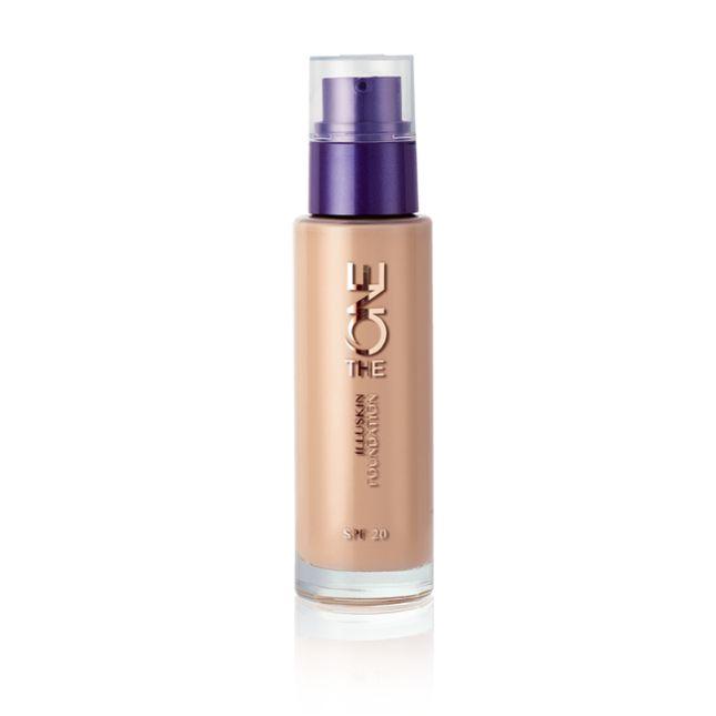 Maquillaje Iluminador The ONE #oriflame Maquillaje ligero con efecto iluminador que proporciona a la piel una textura satinada y natural. Formulado con tecnología HaloLight™ iluminadora e hidratante. No graso. SPF 20.