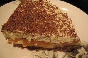 Prajitura cu banane (Banoffee pie) - Culinar.ro