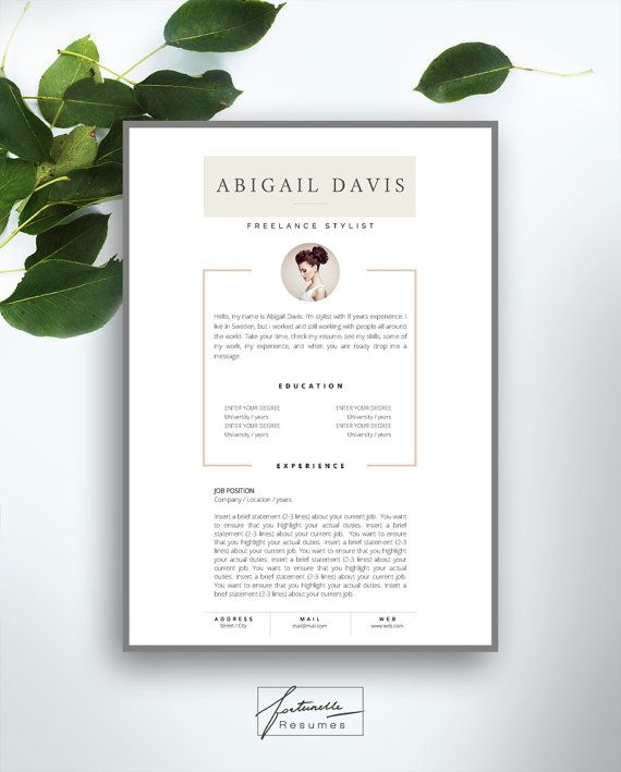 113 best reconversion images on Pinterest | Resume, Design resume ...