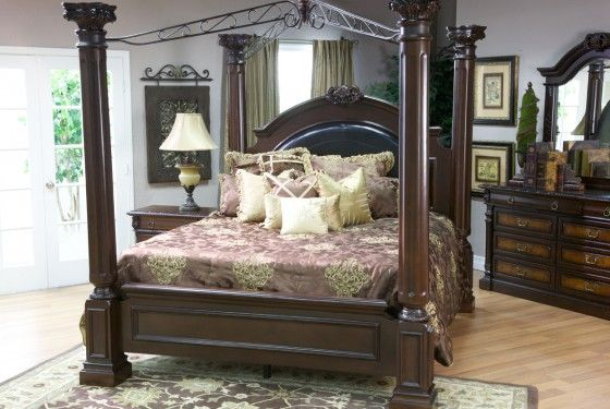 Mor Furniture for Less | Grand Marquis Bedroom | Bedrooms ...