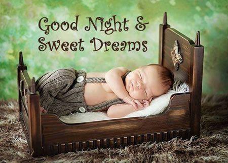 Good night & sweet dreams