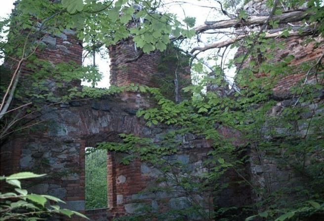 Kudy z nudy - Zřícenina kláštera ve Světcích