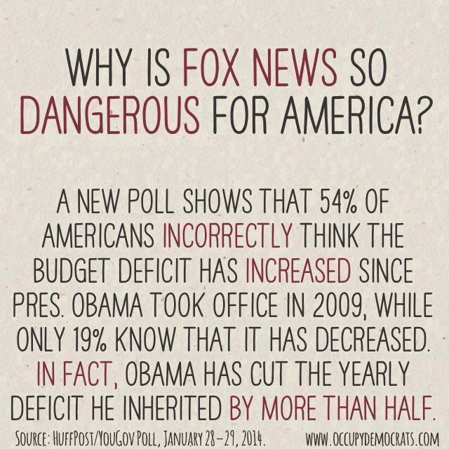 """Fox News' lies are dangerous for America. Courts ruled it legal for them to lie, and still call it """"news"""". Disgusting. Faux News."""