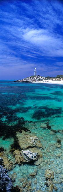 ✯ Bathurst #Lighthouse - Rottnest Island, #Australia http://www.christianfletcher.com.au/photographs/panoramic/bathurst-lighthouse-rottnest-island-r225p/