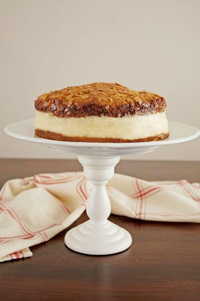 Bienenstich (bee sting cake) | Cake | Pinterest
