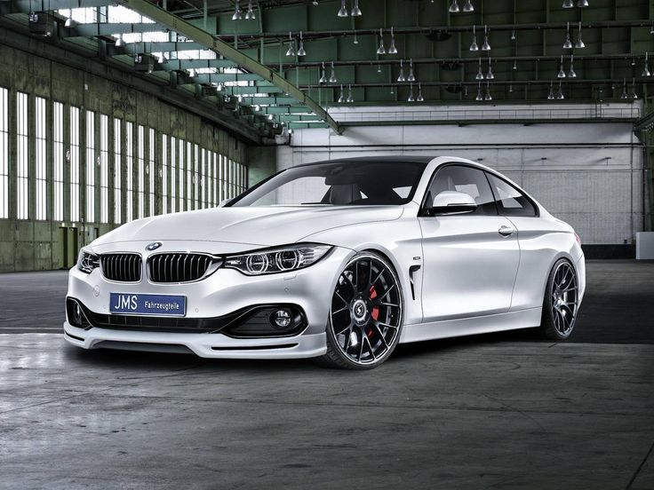 JMS BMW 4-Series Coupe #CarFlash