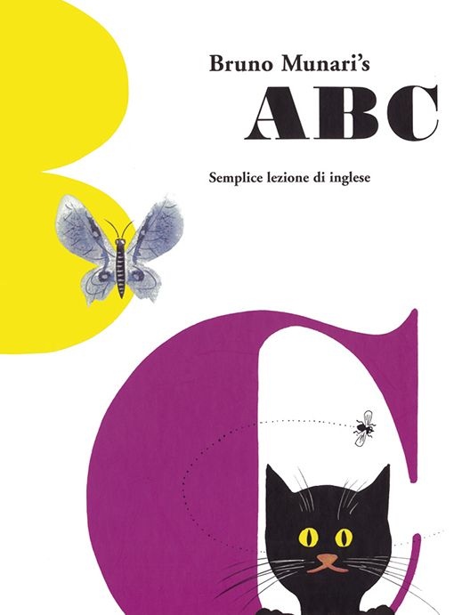 Bruno Munari's ABC  Cover