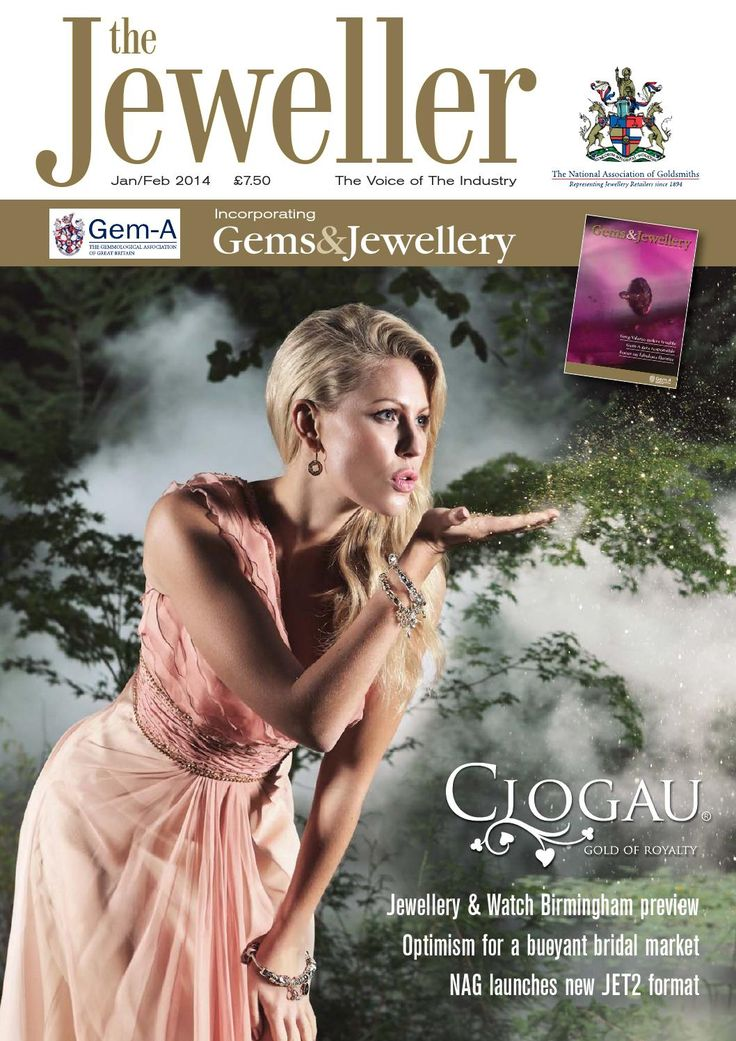 Jeweller g&j (feb 2014)  Jeweller Magazine Jan/Feb 2014