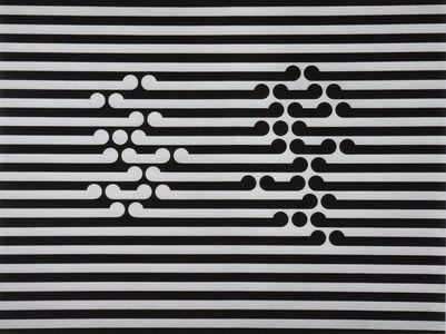 Painting No. 1, Gordon Walters, 1965
