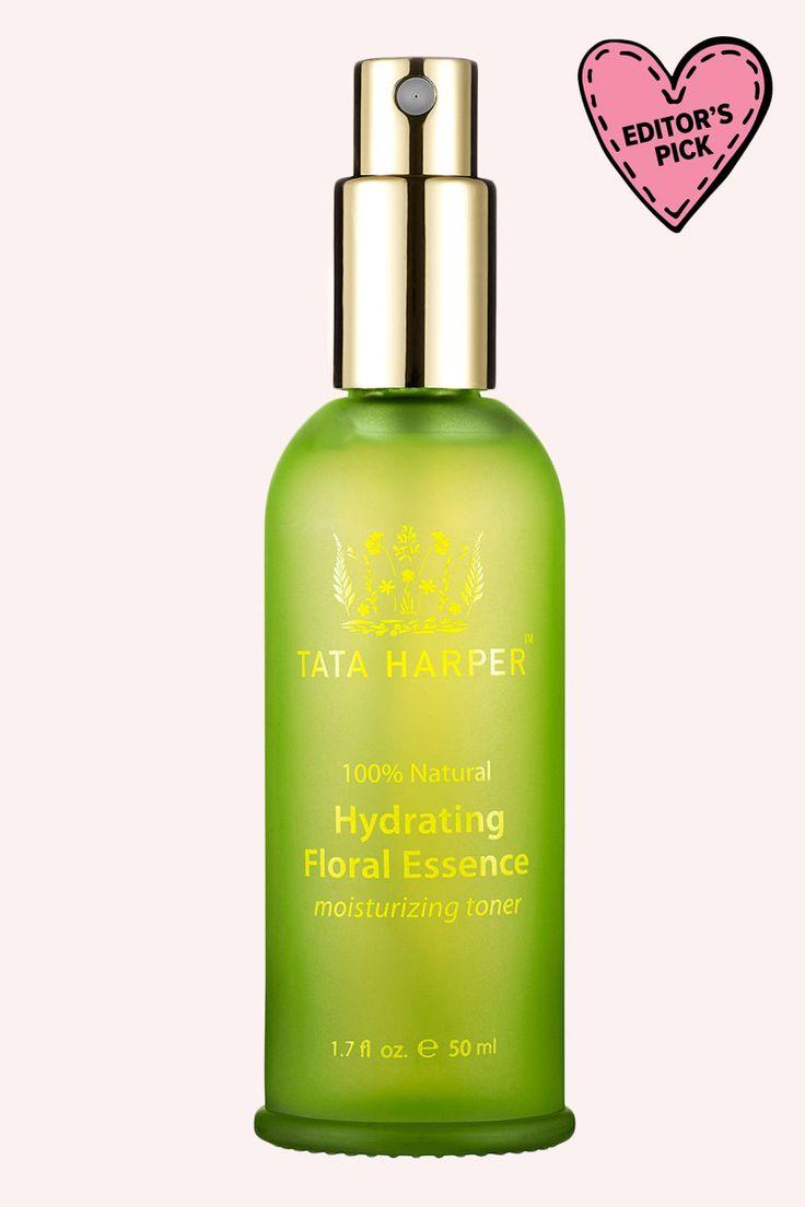 Tata Harper Hydrating Floral Essence.