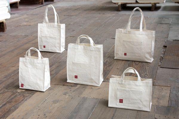 Kurashiki canvas Motoho (norms) Tote Bag