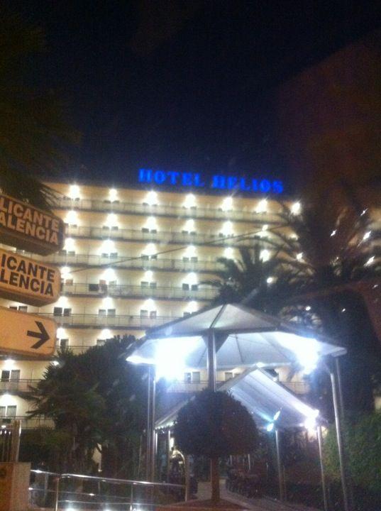 Helios Hotel Alicante in Alicante, Valencia
