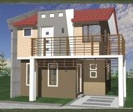 Simple and Cheap House Plans. #houseplan