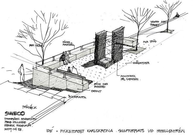 Fisktorget_Square_Karlskrona-Thorbjörn_Andersson-10 « Landscape Architecture Works | Landezine