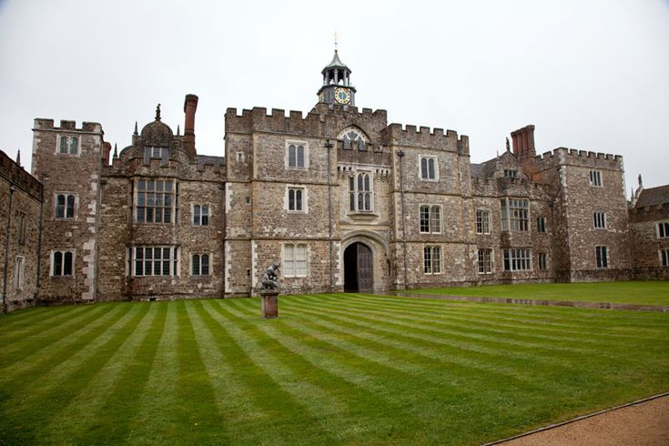 Knole House | Knole House, Kent. I love this place for a family stroll to see the ancient deer.