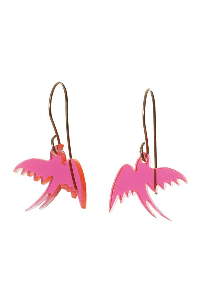 Birds & pink! What's not to love <3