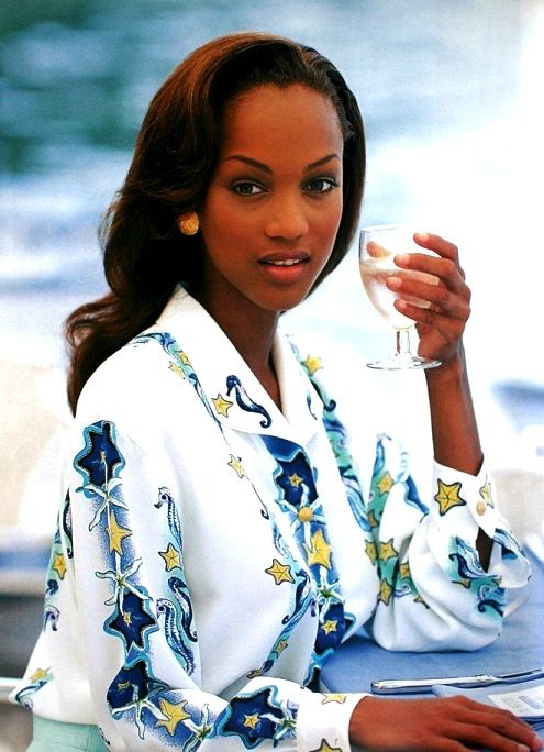 tyra banks, net worth, 1990