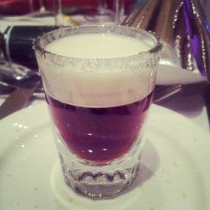 Jammie Dodger Cocktail Recipe