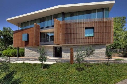 Casa Moderna Bambu