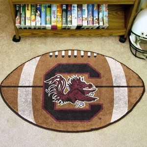 NCAA University of South Carolina Football Doormat