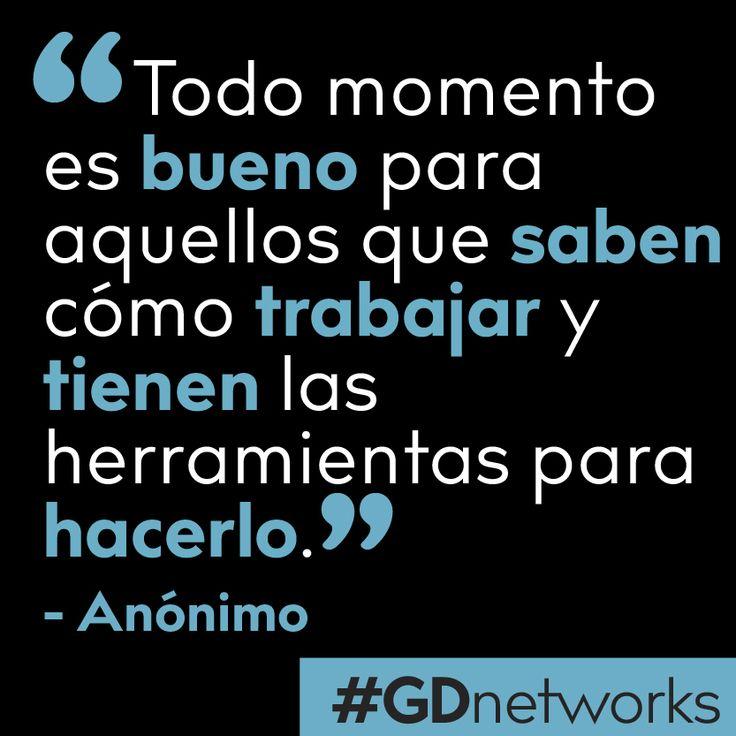 El momento es ahora, aprovecha cada instante y comienza a trabar con acciones por tus sueños.  #tipsGDnetworks #deColombiaparaelmundo #GDnetworks #GDInternational  http://www.gdnetworks.co/ http://www.gdinternational.co/ Facebook: https://www.facebook.com/gdnetworks/ Instagram: https://www.instagram.com/gdnetworks/ Pinterest: https://www.pinterest.com/gdint/gd-networks/