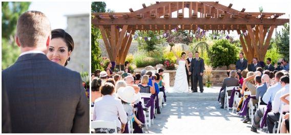 Wedding Ceremony At The Grove Reno Nevada Wedding Photographer