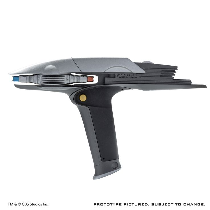 Anovos Debuts Star Trek Beyond Type-1B Phaser
