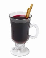 Mulled Wine or Gluwein- reminds me of European Christmas markets