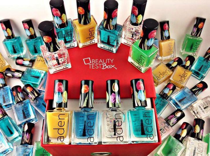 Αυτή η #έκπληξη είναι άκρως καλοκαιρινή! Η αγαπημένη μας Aden Cosmetics πάλι μας εντυπωσίασε, δημιουργώντας μία ολοκληρωμένη σειρά #περιποίησης νυχιών! #beautytestbox #beautybox #redbox #btb #BtbMay #BTBGirls #suprise #excited #beauty #love #smile #blogger #beautyblogger #aden #cosmetics #care #nails