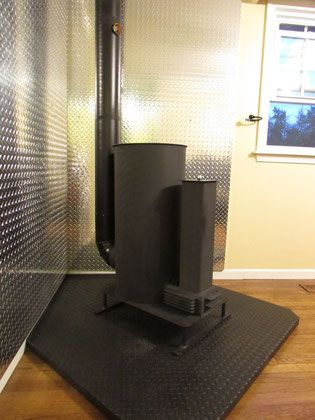 Safety Tested for Indoor Use! - Liberator Rocket Heaters