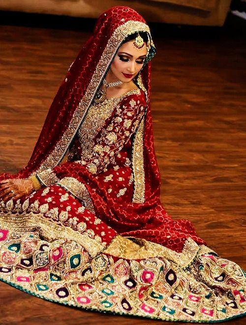 South Asian Desi bridal couture bridal fashion bride wedding